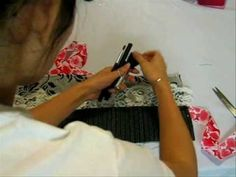 How To Make : Makeup Brush Roll (+playlist)