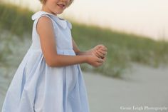Holden Beach, NC Family Beach Session, Genie Leigh Photography, Saltwater