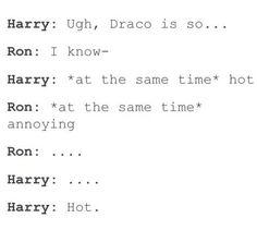 Hot #drarry