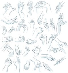 new Ideas for drawing hand pencil inspiration Drawing Lessons, Drawing Techniques, Drawing Tips, Hand Drawing Reference, Pose Reference, Drawing Tutorials For Beginners, Art Tutorials, Drawing Poses Male, Estilo Anime