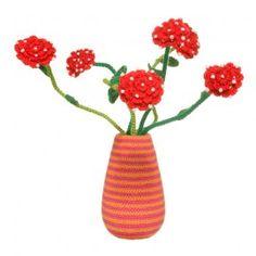 Gehaakte bloemen