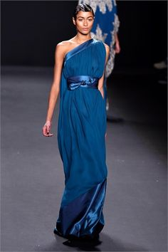 Sfilate Naeem Khan Collezioni Autunno Inverno 2013-14 - Sfilate New York - Moda Donna - Style.it