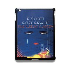 The Great Gatsby Cover Book TATUM-10750 Apple Phonecase Cover For Ipad 2/3/4, Ipad Mini 2/3/4, Ipad Air, Ipad Air 2