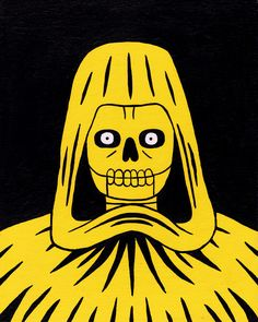 Our inspirational Illustrator of the week is UK based Jack Teagle.