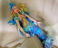Franaliza from Creative Cloth Doll Beading