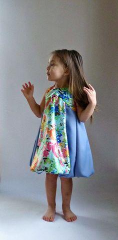 3rd Birthday Dress by harperellen #sewinginspiration