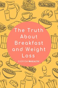 Learn more about how #breakfast can affect your weight loss goals.