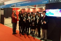 #Automechanika Shanghai 2015 Second day of the trade fair!