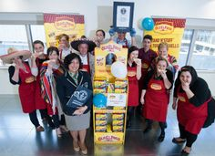 General Mills | Guinness World Records