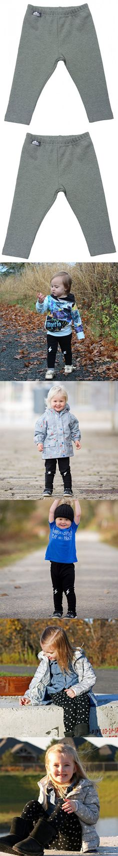 Jan /& Jul Winter Leggings for Boy or Girl Soft Stretchy Warm Cotton Blend Trousers