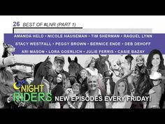 Listen to some the best clips from our first 25 episodes! | Ep. 26, Late Night Riders: An Equestrian Lifestyle Podcast - YouTube #latenightriders #equestrian #podcast #horsepodcast #LNR #horses
