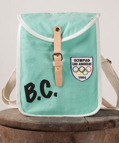 shopminikin - Bobo Choses Backpack Patch, Mint (http://www.shopminikin.com/bobo-choses-backpack-patch-mint/)