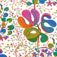 Josef Frank print - Teheran (from Svenskt Tenn) Josef Frank, Textiles, Upholstery Fabric Online, Where To Buy Carpet, Modern Carpet, Carpet Colors, Persian Carpet, Small Flowers, Fabric Samples