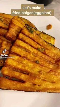 Cooking Recipes, Healthy Recipes, Fruit Art, Dessert Recipes, Desserts, Diy Food, Eggplant, Food Art, Fries