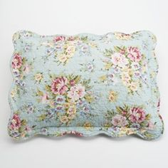 Home Classics Clair Country Floral Sham - Standard