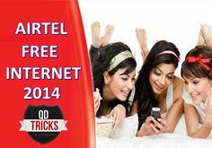 Airtel Free Internet 3G Trick April 2014 | Qd Tricks Latest working #Airtel #free #internet #3g #trick
