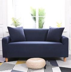 Waterproof Sofa SlipCovers – The North Alley Clean Couch, Creative Inventions, Sofa Protector, Old Sofa, Couch Covers, Cushions On Sofa, Couch Slipcover, Dust Mites, At Home Store