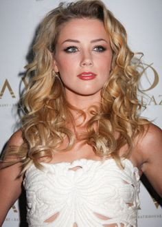 Amber Heard , Lavo Restaurant and Nightclub ,Las Vegas