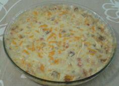 Gratinado de pollo y champiñones para #Mycook http://www.mycook.es/receta/gratinado-de-pollo-y-champinones