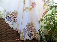 Richelieu Lace Embroidery