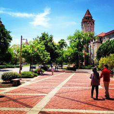 University of Kansas Campus