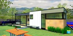 ⌂ The Container Home ⌂ Ginebra - Tu sueño al instante