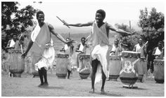 Burundi culture and traditions.