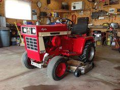 Cub Cadet 149 garden tractor loader1 ih cub cadet Pinterest