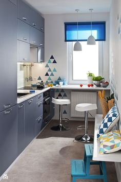 Grey Kitchen Designs, Kitchen Room Design, Home Room Design, Home Decor Kitchen, Interior Design Kitchen, Home Kitchens, Home Interior, Home Decor Bedroom, Interior Design Living Room
