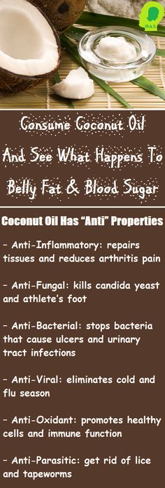 """Coconut oil is considered a """"superfood"""", meaning it's a nutrient rich food that's extremely beneficial to our health."""