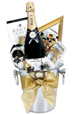 Haute Cuisine & Moet Champagne