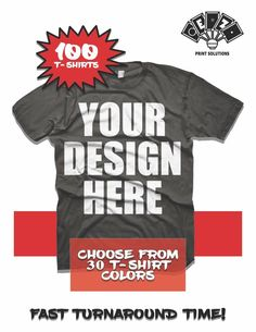 93e1ca7de 1000 Custom T-shirts Screen Printed Any Color Shirt & Ink 1 Color Print  Gildan. Rhea McCloud · Unisex Adult Clothing