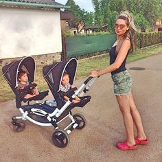 Was für ein wunderschöner Tag für einen Spaziergang mit Baby. What a beautiful day for a stroll together with your baby! Thanks to @ fiflenina_3d_ #abcdesign #abcdesign_zoom #zoom #thinkbaby #stroller #double #pushchair #instagood #walk #sun #outside #outdoor #siblings #fun #sweet #little #little #kid #baby #mom #motherlove #familytime #photooftheday #babyphotooftheday
