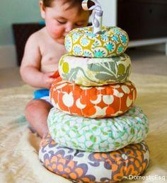12 baby toy DIYs