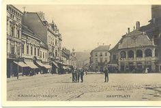 Brasov - Piata - interbelica