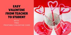 Valentine Gifts for Students from Teachers http://www.sightandsoundreading.com/valentine-gifts-students-teachers/If?utm_campaign=coschedule&utm_source=pinterest&utm_medium=Mrs.%20Karle%27s%20Sight%20and%20Sound%20Reading&utm_content=Valentine%20Gifts%20for%20Students%20from%20Teachers you are looking or an inexpensive and easy Valentine Gifts for Students from Teachers, this cute and easy craft will make you smile!