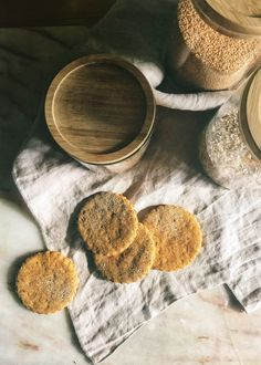 Biscotti al Grano Saraceno e Mandorle - Biancofarina Biscotti, Healthy Recipes, Healthy Food, Meals, Drinks, Diet, Healthy Foods, Drinking, Beverages