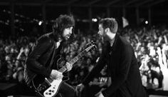 Kasabian headlining Hard Rock Calling 2013. #hrcalling