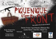#VejaDica Espetáculo Piquenique No Front no #Teatro Joaquim Cardozo UFPE