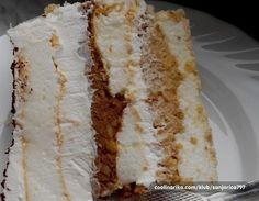 Teško je riječima opisati okus koji osjetite kada probate ovaj kolač. Recept sam dobila od kolegice, otuda i naziv :)