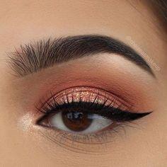 christen dominiq best eyeliner for winged liner Makeup Eye Looks, Eye Makeup Art, Cute Makeup, Pretty Makeup, Skin Makeup, Eyeshadow Makeup, Beauty Makeup, Flawless Makeup, Gorgeous Makeup