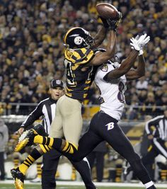 Ike Taylor topping Torrey Smith baby! 2f281f7bf