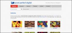 Pixel Perfect Digital – O diferencial são as fotos publicadas por fotógrafos profissionais ou semi-profissionais.