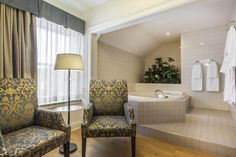 We can see you relaxing here. Spa Offers, Romantic Destinations, Luxury Accommodation, Resort Spa, Corner Bathtub, Relax, Golf, Inspiration, Biblical Inspiration
