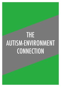 "An article from Environmental Health Perspectives ""Potential Mechanisms Linking Pesticides and Autism"" #autism"