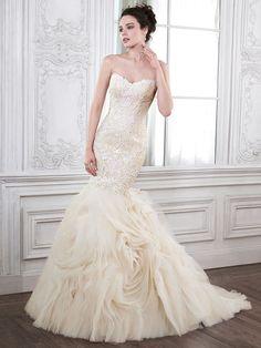 Paulina Wedding Dress by Maggie Sottero