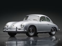 1957 Porsche 356A 1600 Super 'Sunroof' Coupe by Reutter | The Don Davis Collection 2013 | RM Sotheby's