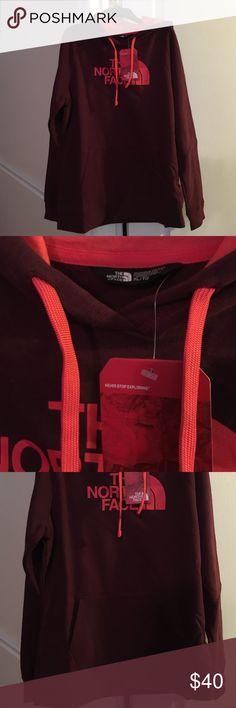 North Face Hoodie NWT NWT North Face Hoodie The North Face Tops Sweatshirts & Hoodies