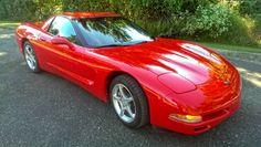 2000 Chevrolet Corvette FRC 5.7L Click to find out more - http://newmusclecars.org/2000-chevrolet-corvette-frc-5-7l/ COMMENT.