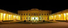Beautiful Stately Home in Hungary Hungary Travel, Foundation, Mansions, Night, House Styles, Building, Places, Beautiful, Home Decor
